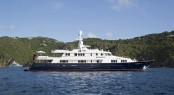 Luxury Yacht BLU 470 (ex Broadwater, Inevitable)